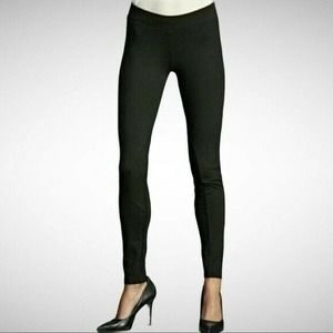 CAbi Ponte Zip Ankle Pull On Legging Style 144